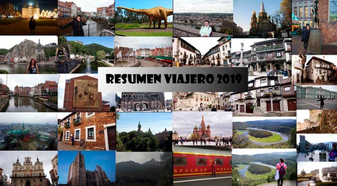 Nuestro 2019 viajero. Resumen de un año donde hemos cumplido algunos sueños viajeros