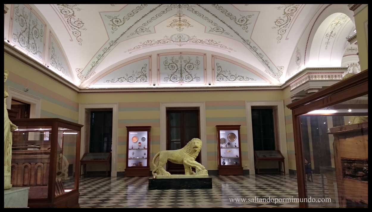 Museo del Hermitage.