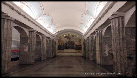 Metro San Petersburgo