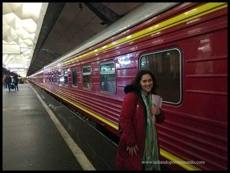 Tren Flecha Roja