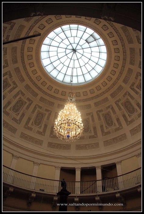 Qué ver en el Hermitage. Uno de los mejores museos del mundo.