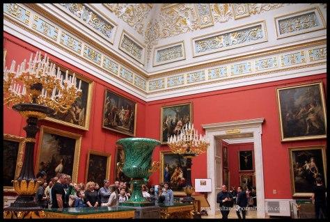 Museo del Hermitage. Qué ver.