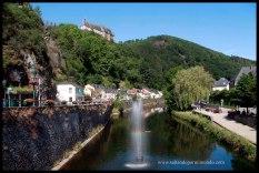 Vianden, Luxemburgo,Resumen viajero 2019