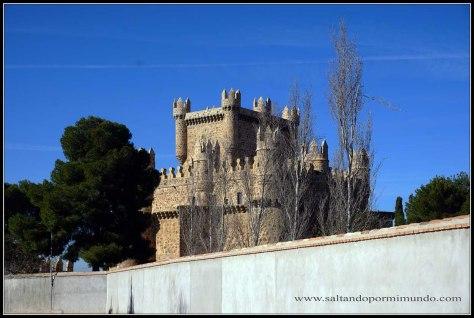 Visitar Castillo Guadamur.