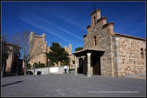 Pronvia de Toledo, Castillo de Guadamur