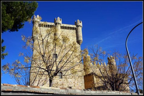 Castillo en la provincia de Toledo