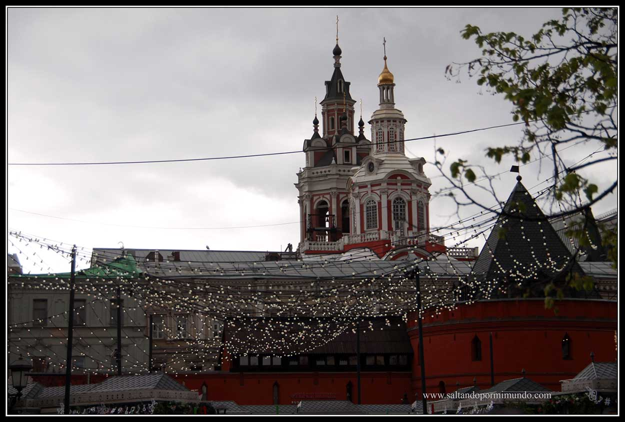 Qué ver en Moscú. Edificios e Moscú