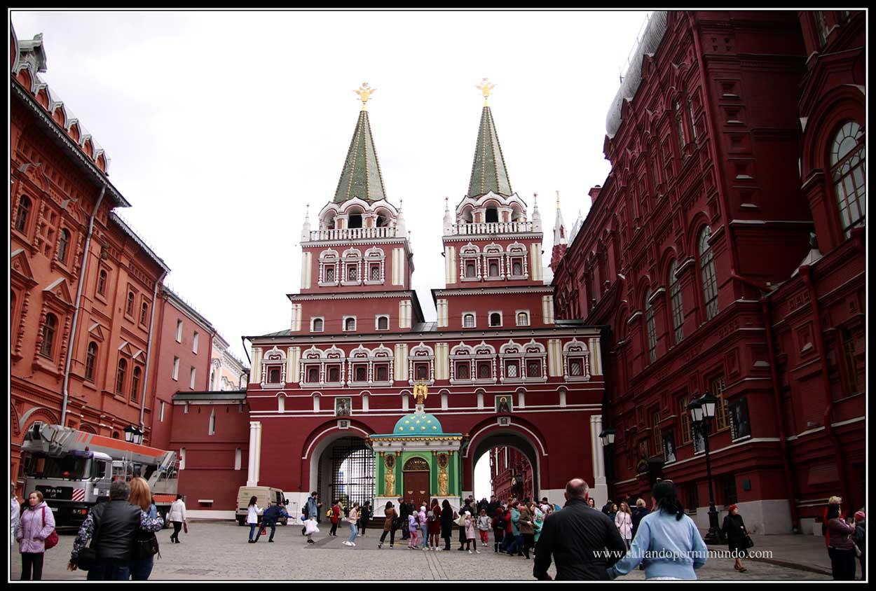 Qué ver en Moscú en cuatro días.