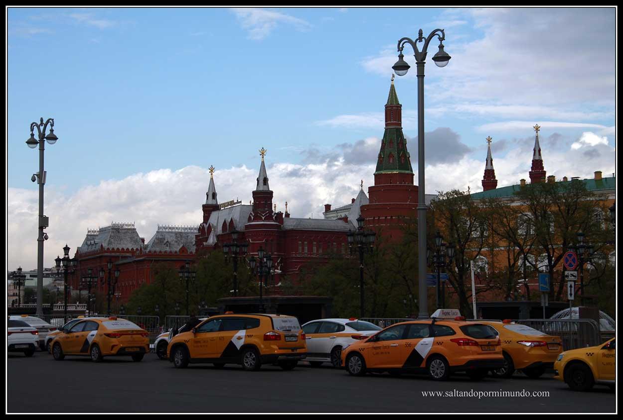 Murallas del Kremlin
