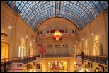 Interior Galerias Gum, en Moscú