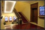Acceso a los lavabos.Interior de las Galerías GUM