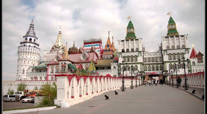 Día 7 Moscú. El Kremlin de Izmalovo