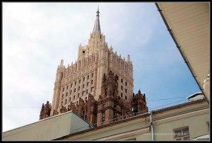Un imprescindible de Moscú son los siete cojones de Stanlin.