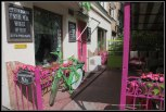 Café Anderson, dónde comer en Moscú.