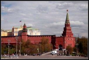 Qué ver en Moscú, El Kremlin.