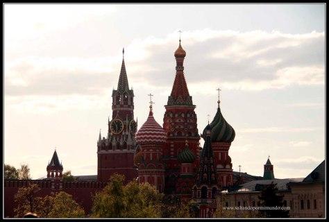 Las mejores vistas de Moscú.