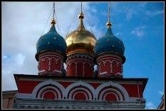Qué ver en Moscú, la Iglesia de Todos los Santos de Moscú.