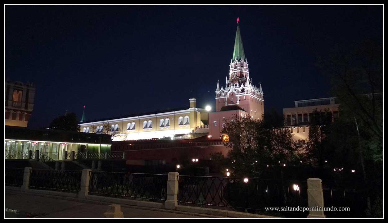 Guía de viaje. 8 días en Rusia por libre