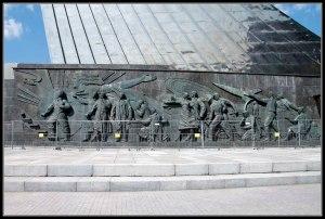 Monumento a los Conquistadores del Espacio